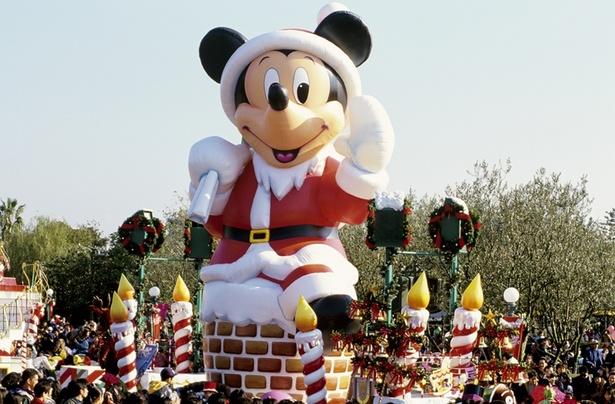 1993年東京ディズニーランド『クリスマス・ファンタジー・パーティー』