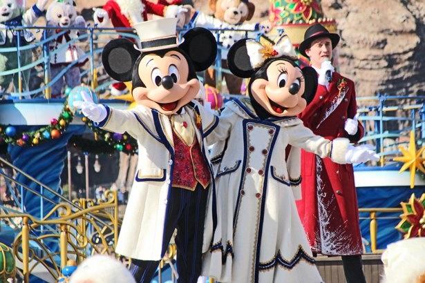 今年(2019年)、東京ディズニーシー『ディズニー・クリスマス』