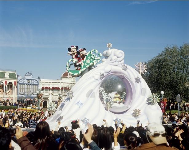 2003年 東京ディズニーランド 『ドリーム・オブ・クリスマス』