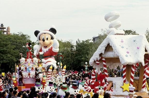 1993年 東京ディズニーランド『クリスマス・ファンタジー・パーティー』