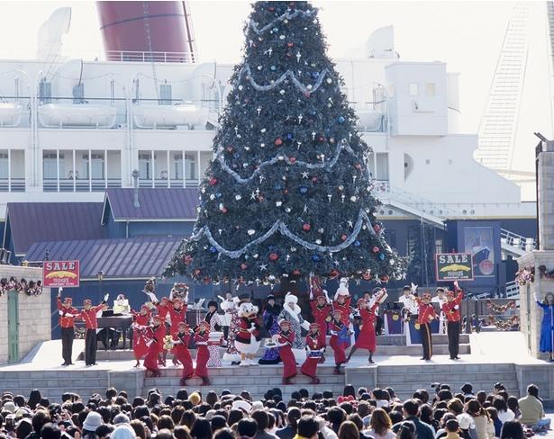 2002年 東京ディズニーシー『クリスマス・イン・ニューヨーク』