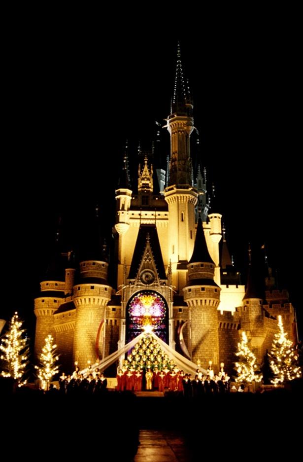 1983年 東京ディズニーランド『クリスマス・ファンタジー』