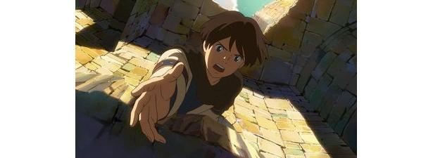 シュンに瓜二つの少年シン、そして地下世界アガルタ。アスナは伝説の地へ旅に出る
