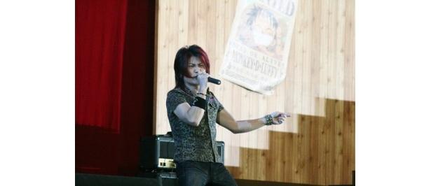 初代オープニングテーマ「ウィーアー!」を歌ってたきただにひろしらのライブも開催!