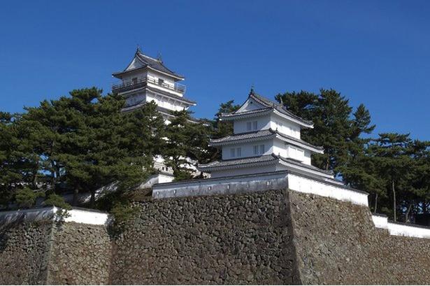 日本100名城の一つに数えられる『島原城』/ 島原城