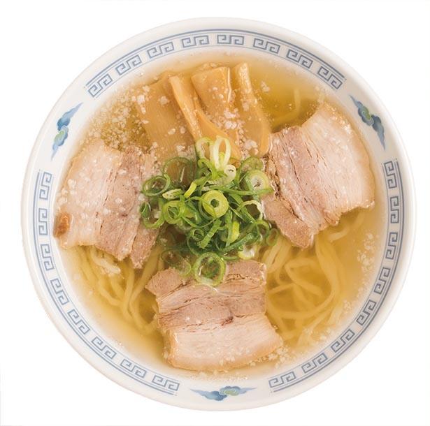 会津地鶏の旨味を6種の貝が追いかける / 麺処 若武者 ASAKUSA(浅草)