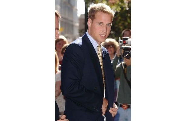 ロバートいわく「僕は他人に何と言われても全然気にしてない感じの王室のメンバーが好きなんだ」