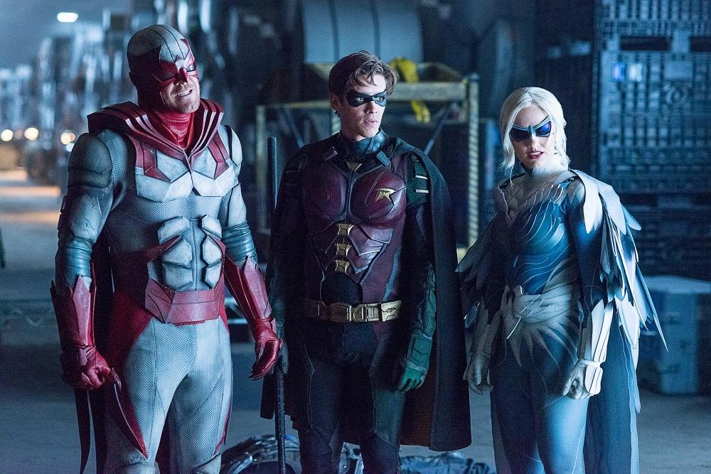 DCコミックスの若きヒーローたちを描く「Titans/タイタンズ: シーズン2」もスタート!