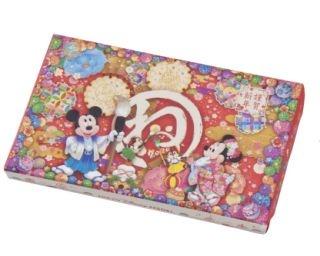 東京ディズニーリゾートでお正月のスペシャル土産をGETしよう!