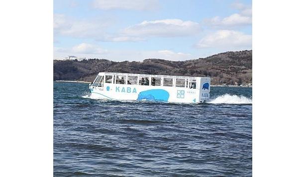 山中湖を優雅にクルージングできる!