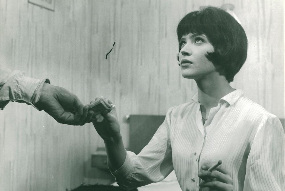 『女と男のいる舗道』は4Kデジタルリマスター版として日本初上映される