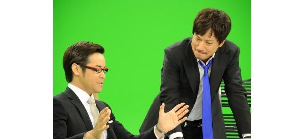 椎名は「見ていただく方々に楽しんでもらいたい」とコメント