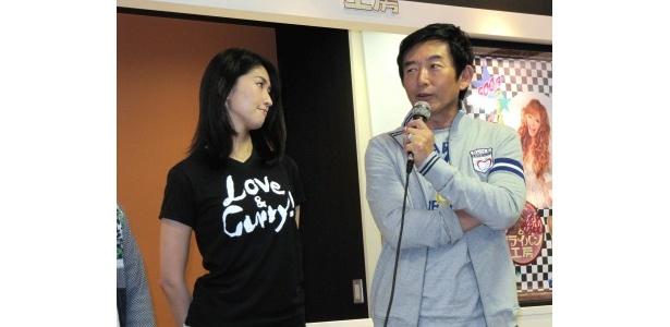 石田純一、森下千里らのこだわりカレーは「芸能人カレー部」で