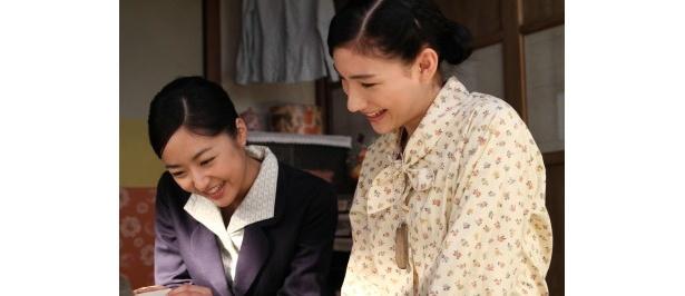 相馬家のお嬢様である真知子はつらい恋をすることになる
