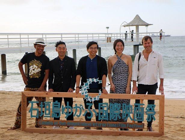 石垣島フサキビーチで2019 年11月22日~24日に開催された「プレイベント」