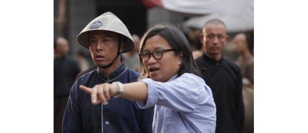 【写真】本作ではプロデューサーを務めたピーター・チャン。監督はテディ・チャン