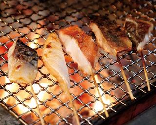 まるで焼鳥みたい!名古屋で味わえる「干物の炭火焼き」が2020年、定番おつまみとして台頭!?