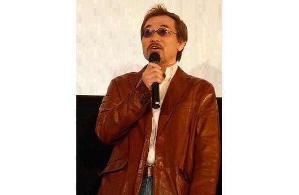 河原真明監督は映画の公開に感無量だった