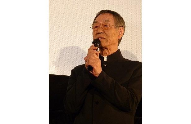 声優のキャストの演技力を絶賛する杉井ギザブロー監督