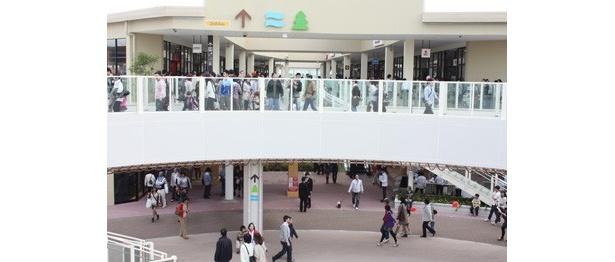 「レイクタウンアウトレット」には、「ザ・コンランショップ ウェアハウス」などのアウトレット初出店ショップも登場
