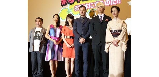 『これでいいのだ!! 映画・赤塚不二夫』が4月30日より全国公開中
