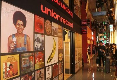 レコード人気の再燃を受け2018年に復活した「ユニオンレコード」の2店舗目も