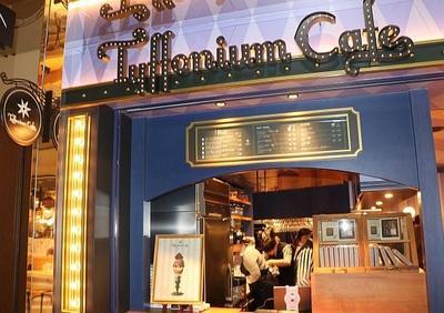 「ティフォニウム・カフェ」は魔法じかけのテーマパーク「ティフォニウム」の新業態店舗