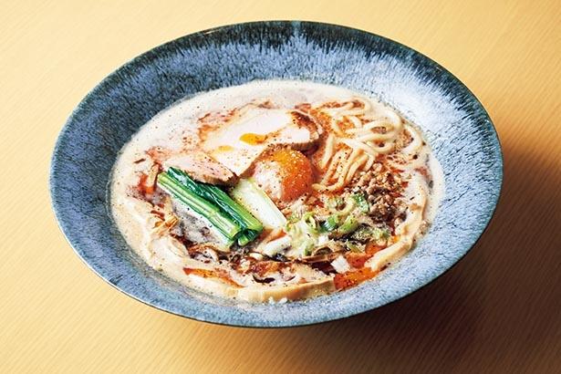 カフェのような居心地の良い店内で味わえる「みそ」/ 西洋料理・麺 ヌイユ