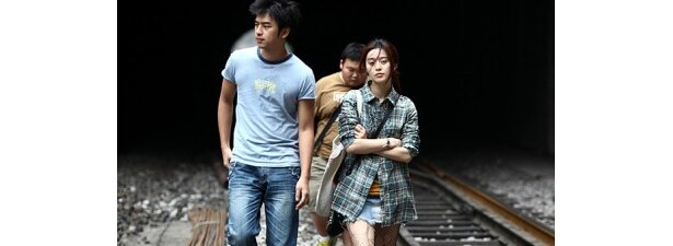 昨年のTIFFで上映された『ブッダ・マウンテン』。今のところ日本本公開は未定