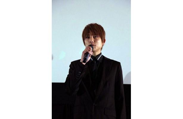 【写真】劇中で田中の息子役を演じた杉浦太陽