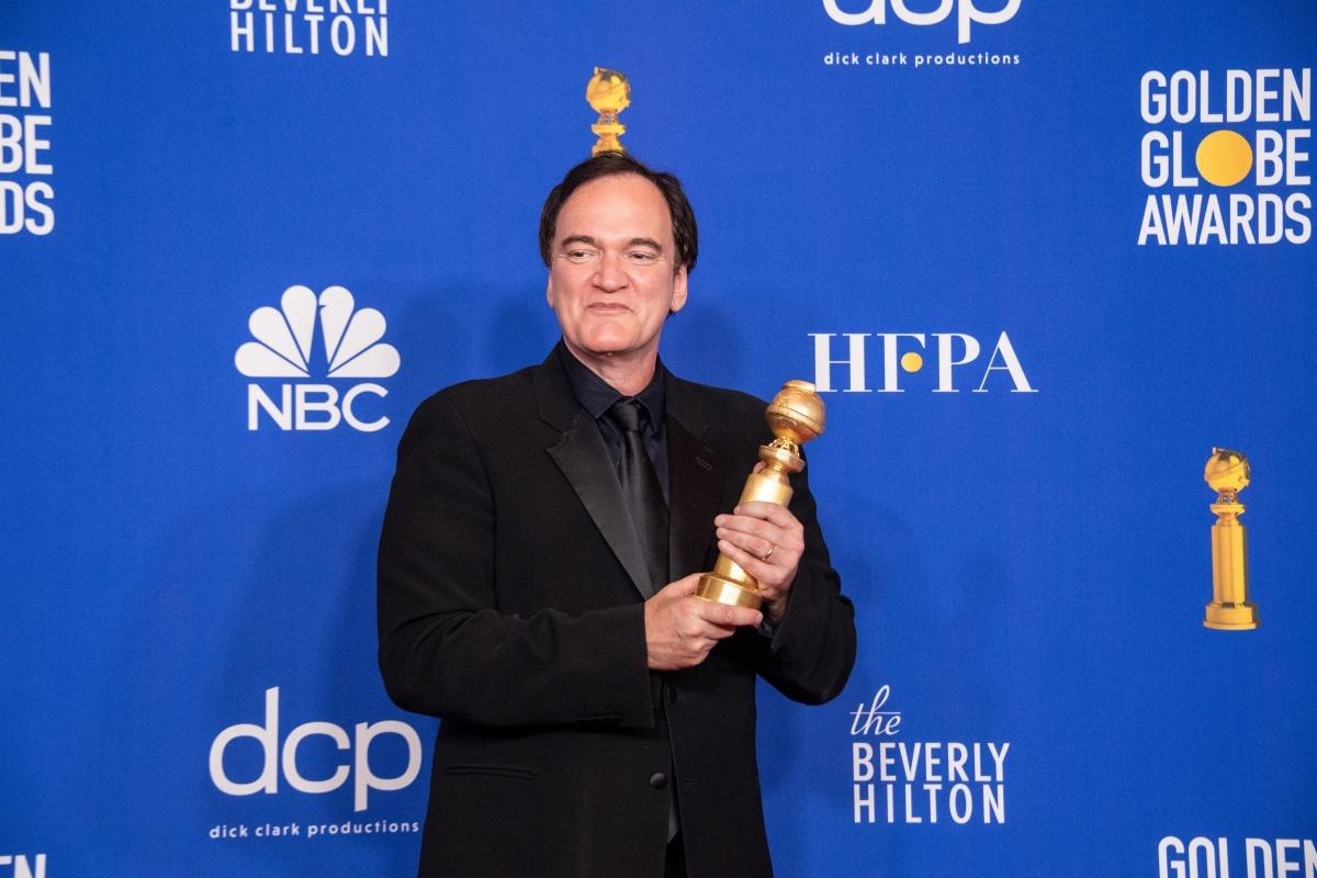 『ワンハリ』は脚本賞、コメディ/ミュージカル部門作品賞、助演男優賞を受賞