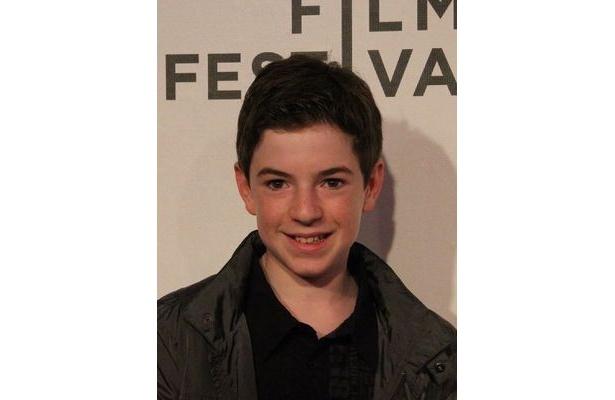 主役のヘンリーを演じる14歳のジェイソン・スペヴァック