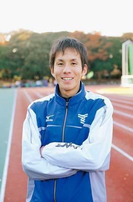 ジモト東海大学4年の佐藤悠基選手。4年連続区間記録という偉業を成し遂げるか
