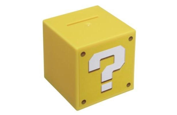 「ハテナブロック」。収録音は「コイン」「スーパーキノコ」ほか1種類