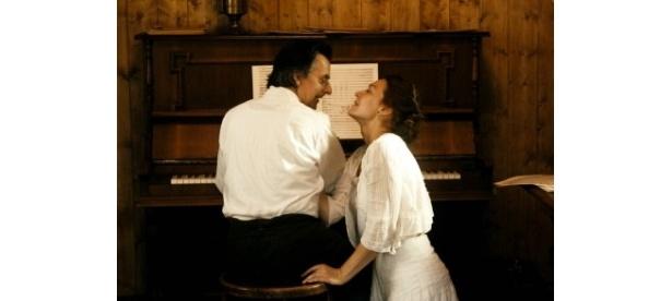 『マーラー 君に捧げるアダージョ』はユーロスペースをはじめ全国4館で絶賛上映中(全国順次公開)