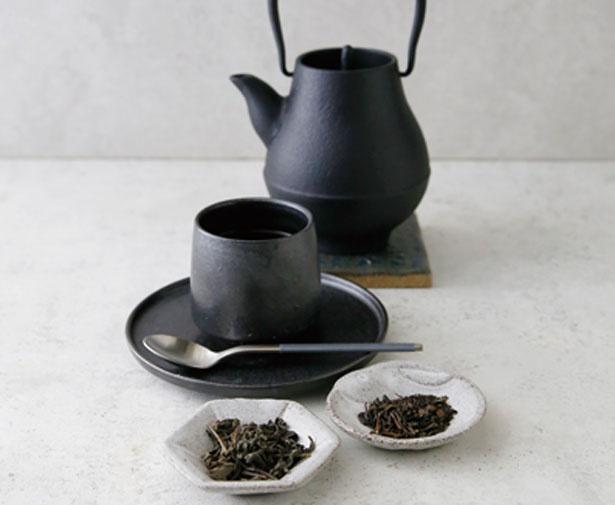 【写真を見る】和洋が融合したお茶の新スタイル/TOOTH TOOTH 凸凹茶房