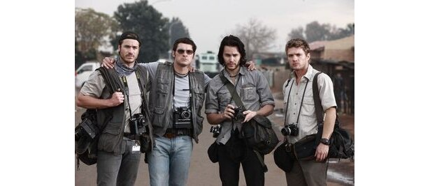 『The Bang Bang Club』は若き4人の戦場カメラマンたちがたどった運命を描いた、事実に基づく物語