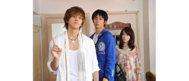 ドラマは2010年10月から全11話が放送された