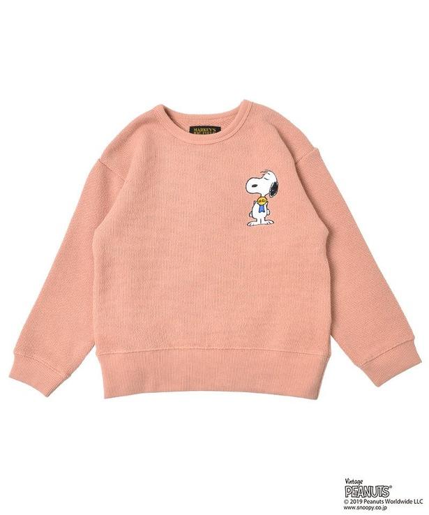 「SNウラケトレーナー バッヂ(PINK)」(3300円)