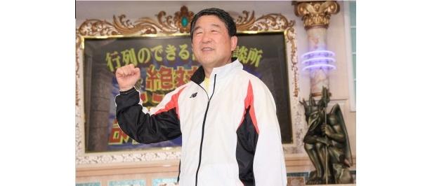 """ことしの24時間テレビの""""チャリティーマラソン""""ランナーに決定した徳光和夫"""