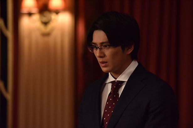 同じく新キャラクターとして登場する、新田真剣佑演じる廣瀬湊