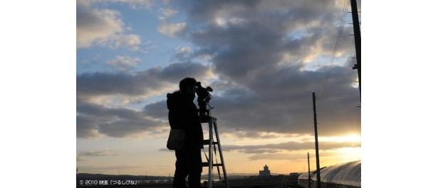 【写真】震災に見舞われる以前の被災地ののどかな風景も見ることもできる
