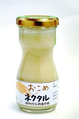「おこめネクタル(100ml)」(300円)