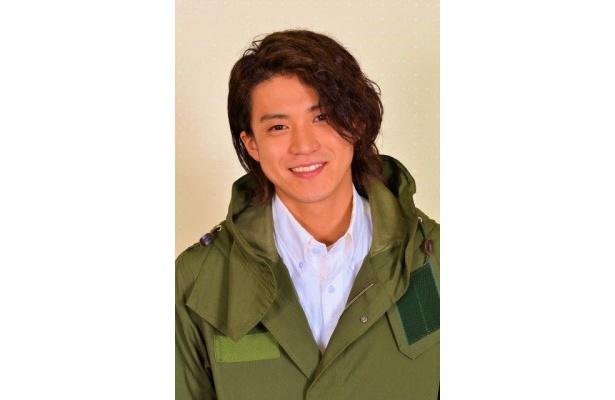 誰よりも山を愛する男・島崎三歩役の小栗旬