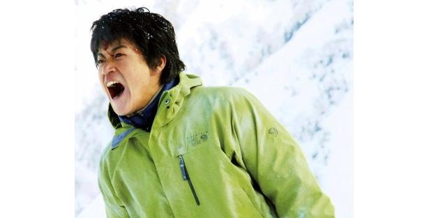島崎三歩(小栗旬)が絶叫するシーンに心が揺さぶられる