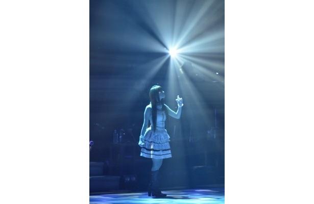 Kalafinaのライブの模様 Keiko