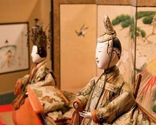 全国的にも珍しい雛人形が見られるイベント