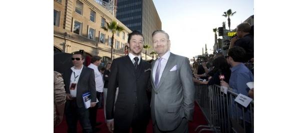 【写真】アメリカで注目を集めている浅野は「日本映画にもっと出て、恩返しできることをやっていきたい」と語った