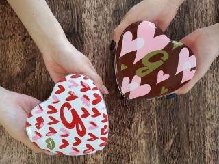 ギャレット・ポップコーンのバレンタインシリーズ