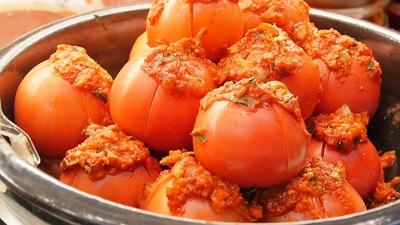 まるごとトマトのキムチ